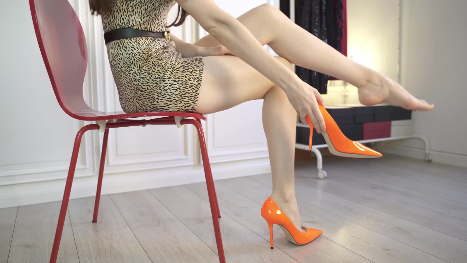 Try Outs with Tanya - 6 Ways to Style Jimmy Choo Heels (mini skirts, dresses, hosiery)